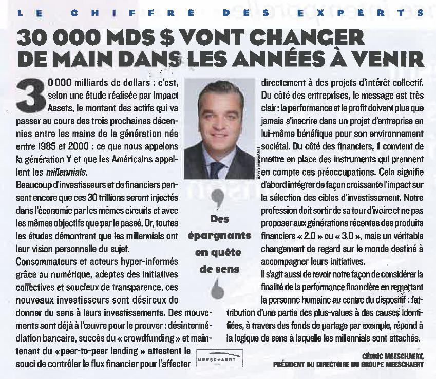 2015 03 27 Figaro magazine